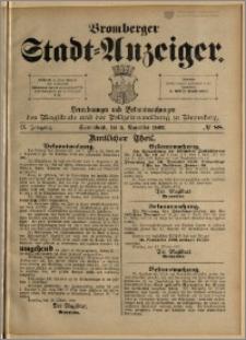 Bromberger Stadt-Anzeiger, J. 9, 1892, nr 88