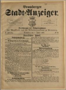 Bromberger Stadt-Anzeiger, J. 10, 1893, nr 2