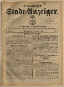 Bromberger Stadt-Anzeiger, J. 10, 1893, nr 5