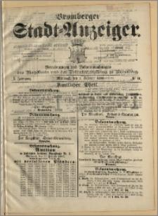 Bromberger Stadt-Anzeiger, J. 10, 1893, nr 9