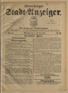 Bromberger Stadt-Anzeiger, J. 10, 1893, nr 13