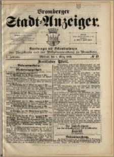 Bromberger Stadt-Anzeiger, J. 10, 1893, nr 17
