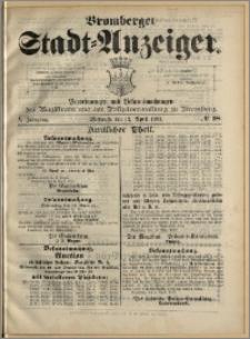 Bromberger Stadt-Anzeiger, J. 10, 1893, nr 28