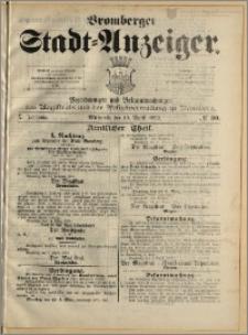Bromberger Stadt-Anzeiger, J. 10, 1893, nr 30