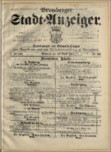 Bromberger Stadt-Anzeiger, J. 10, 1893, nr 32