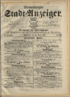 Bromberger Stadt-Anzeiger, J. 10, 1893, nr 33