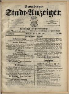 Bromberger Stadt-Anzeiger, J. 10, 1893, nr 40