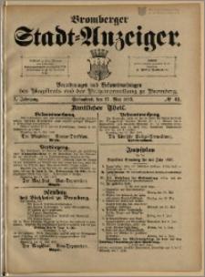 Bromberger Stadt-Anzeiger, J. 10, 1893, nr 41