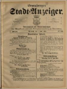 Bromberger Stadt-Anzeiger, J. 10, 1893, nr 44