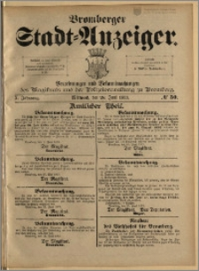 Bromberger Stadt-Anzeiger, J. 10, 1893, nr 50