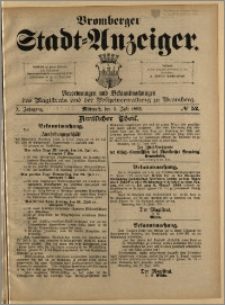 Bromberger Stadt-Anzeiger, J. 10, 1893, nr 52