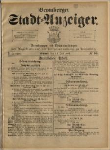 Bromberger Stadt-Anzeiger, J. 10, 1893, nr 54