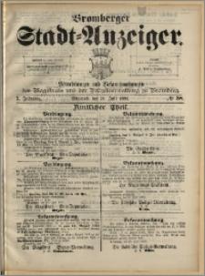 Bromberger Stadt-Anzeiger, J. 10, 1893, nr 58