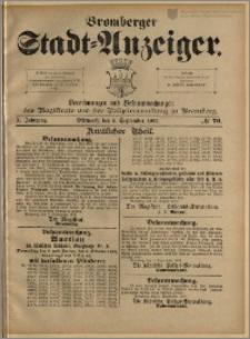 Bromberger Stadt-Anzeiger, J. 10, 1893, nr 70