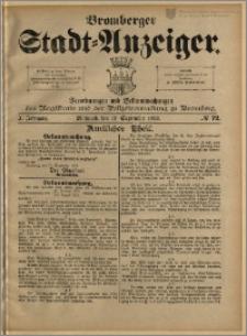 Bromberger Stadt-Anzeiger, J. 10, 1893, nr 72