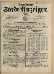 Bromberger Stadt-Anzeiger, J. 10, 1893, nr 74