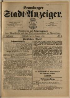 Bromberger Stadt-Anzeiger, J. 11, 1894, nr 7
