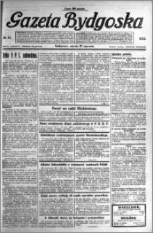 Gazeta Bydgoska 1923.01.27 R.2 nr 21