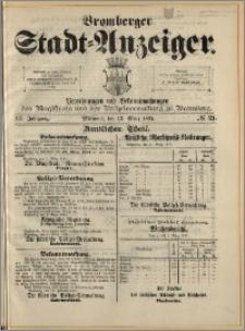 Bromberger Stadt-Anzeiger, J. 12, 1895, nr 21