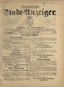 Bromberger Stadt-Anzeiger, J. 13, 1896, nr 8