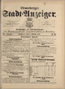 Bromberger Stadt-Anzeiger, J. 13, 1896, nr 17