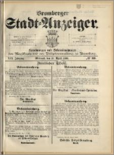 Bromberger Stadt-Anzeiger, J. 13, 1896, nr 33