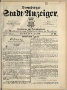 Bromberger Stadt-Anzeiger, J. 13, 1896, nr 49