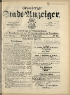 Bromberger Stadt-Anzeiger, J. 13, 1896, nr 60
