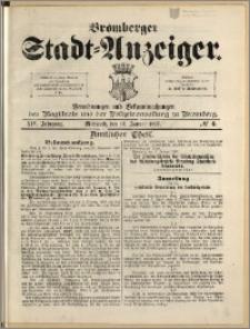 Bromberger Stadt-Anzeiger, J. 14, 1897, nr 4