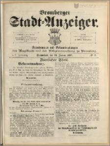 Bromberger Stadt-Anzeiger, J. 14, 1897, nr 7