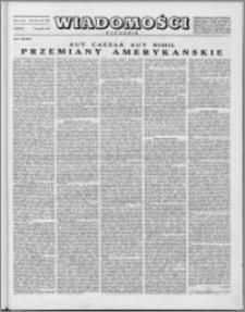 Wiadomości, R. 9 nr 45 (449), 1954