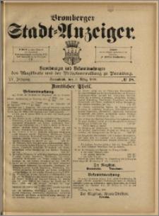 Bromberger Stadt-Anzeiger, J. 15, 1898, nr 18