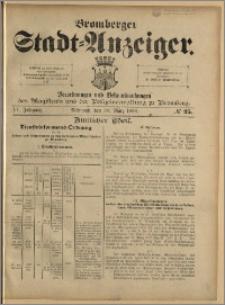 Bromberger Stadt-Anzeiger, J. 15, 1898, nr 25