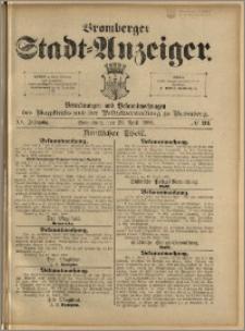 Bromberger Stadt-Anzeiger, J. 15, 1898, nr 32