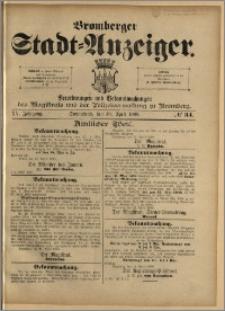 Bromberger Stadt-Anzeiger, J. 15, 1898, nr 34