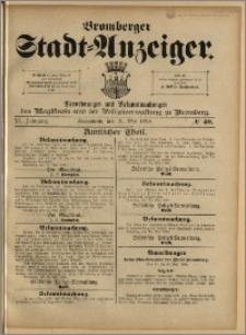 Bromberger Stadt-Anzeiger, J. 15, 1898, nr 40