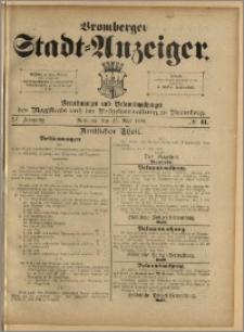 Bromberger Stadt-Anzeiger, J. 15, 1898, nr 41