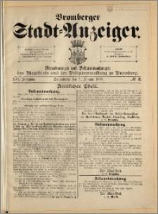 Bromberger Stadt-Anzeiger, J. 16, 1899, nr 2