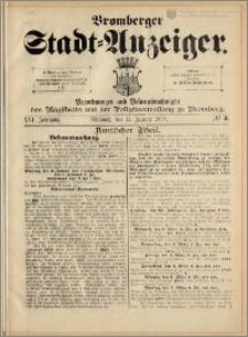Bromberger Stadt-Anzeiger, J. 16, 1899, nr 3