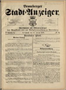 Bromberger Stadt-Anzeiger, J. 16, 1899, nr 4