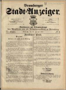 Bromberger Stadt-Anzeiger, J. 16, 1899, nr 5