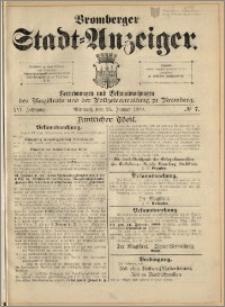 Bromberger Stadt-Anzeiger, J. 16, 1899, nr 7