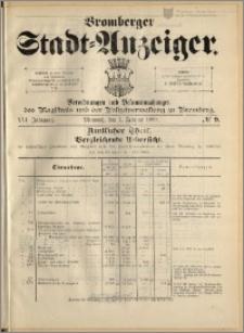 Bromberger Stadt-Anzeiger, J. 16, 1899, nr 9