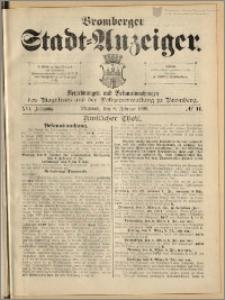 Bromberger Stadt-Anzeiger, J. 16, 1899, nr 11