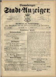 Bromberger Stadt-Anzeiger, J. 16, 1899, nr 12
