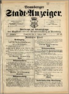 Bromberger Stadt-Anzeiger, J. 16, 1899, nr 14
