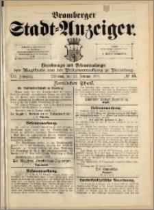 Bromberger Stadt-Anzeiger, J. 16, 1899, nr 15