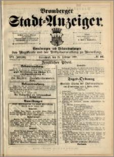Bromberger Stadt-Anzeiger, J. 16, 1899, nr 16