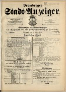 Bromberger Stadt-Anzeiger, J. 16, 1899, nr 17