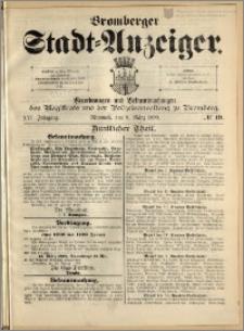 Bromberger Stadt-Anzeiger, J. 16, 1899, nr 19